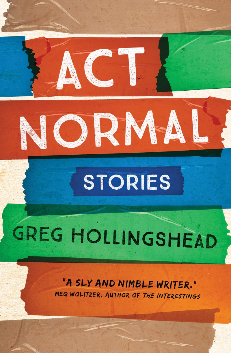 Act Normal book cover image