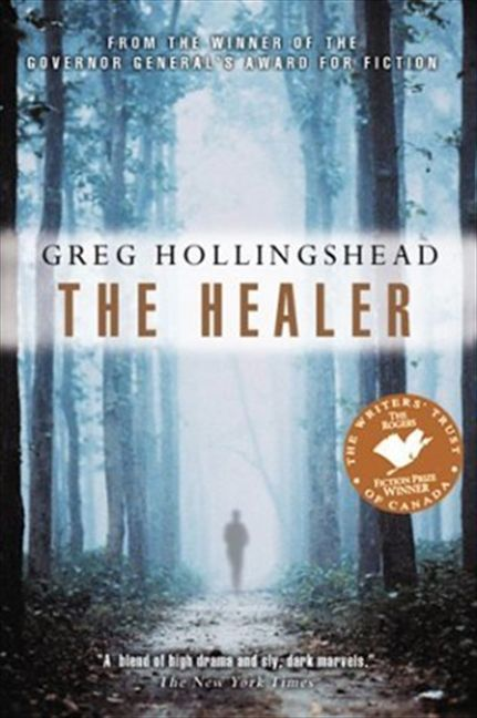 The Healer Harper Perennial book cover image