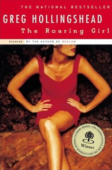 The Roaring Girl Harper Perennial book cover image